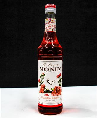 SYRUP ROSEWATER 700ML MONIN